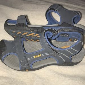 376fa2609 Teva Shoes - Kids size 1 Teva closed toe adjustable sandals